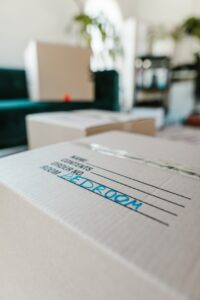 Packing service leamington spa